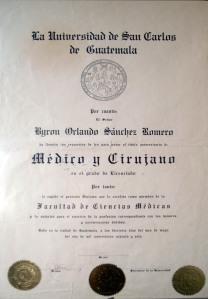Trasplante de células madre en Guatemala